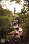 Nidalee - League of Legends by LaurinhaxD