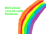 Love me some rainbows. by electricramen