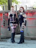 Gingerotica - Industrial Goth by Gingersnap-Pixie