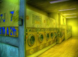 Washing place by FiLH