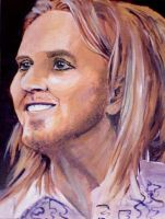 Tim Minchin - Vienetta shirt by LexxieLizzie