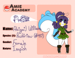 Amie Academy - Abigail Williams by CaptainButter
