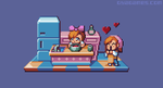 Cooking Mama by AlbertoV