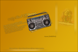 Stereo Heart by SyntheticsArt