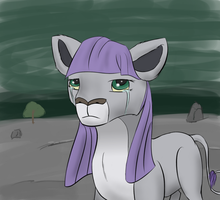 The Melancholy of Maud Cub by KopaLeo