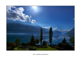 interlaken, switzerland: 2 by olya