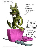 Merry Sass Max! by Jwbalsly