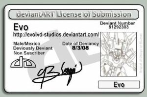 Deviant ID by evolvd-studios
