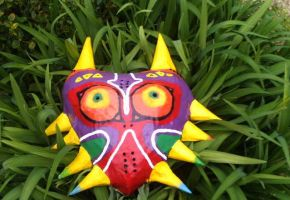 The Majora's Mask by Crowbariswin
