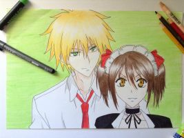 Maid Sama! by TheSassyFox