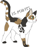 Cat Adoptable 1. CLOSED by MichelsAdoptions