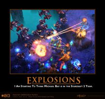 sc013 Explosions Hollywood by thenonhacker