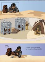 Kyrian and Jawa comic pt 3 by depizan