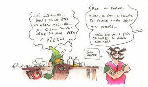 The misadventures of Link - 16 by Anorya