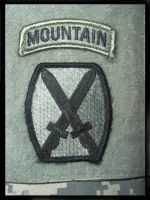 10th Mountain Division by Chrippy