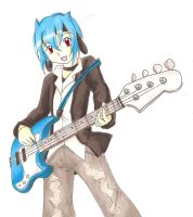 Riolu - Bass Guitarist by RoCkBaT
