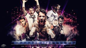 CM Punk ~ HD Wallpaper by MhMd-Batista