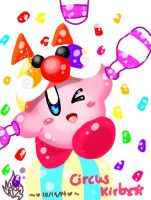 Circus Kirby by PoyosEpicProductions