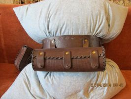 Belt and pouches by EgorOrda