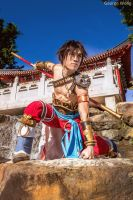 Kilik - Monkey King by AmenoKitarou