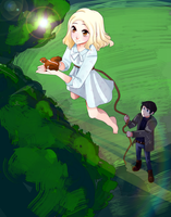 Miss Peregrine's Home for Peculiar Children by Mya-0