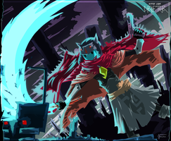 Hyper Light Drifter by VanchaMarl