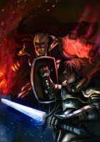 The Aeon Fight by Brollonks