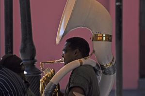 Oversized bass tuba by NB-Photo