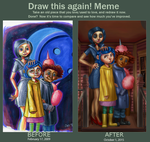 Draw This Again Contest by Neriah