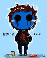 Cute Eyeless Jack by Nachtwat