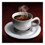 Cup of Coffee by Ric-M