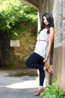 Think.Nu Downtown Photoshoot Tanya 2 by kelvin-oh89