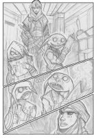 Pathfinder page exercise by shiprock