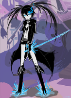Black Rock Shooter 2012 by Solastyre