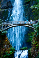 Multnomah Falls by TalesFromTheForest