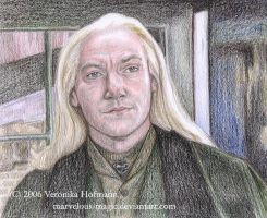 Jason Isaacs IS Lucius Malfoy by Verlisaerys