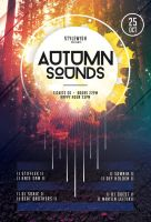 Autumn Sounds Flyer by styleWish