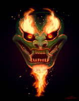 Aku by cinemamind