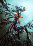 Gwen Symbiote by cric
