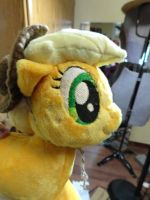 AppleJack Plush Freckles by Cryptic-Enigma