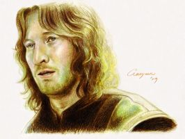 Faramir by howard-shore