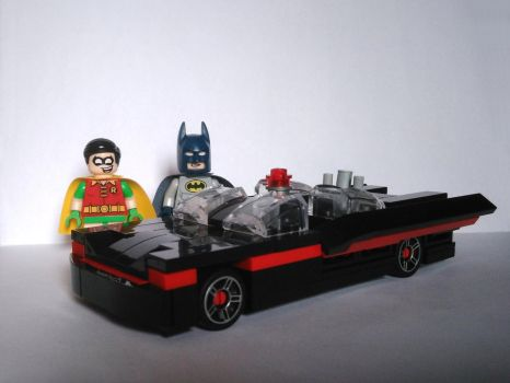 Batmobile - 66 (1) by Anonyme003