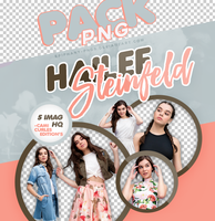 PACK PNG 24 | Hailee Steinfeld by EPIPHANY-PNGS