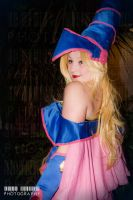 Dark Magician Girl YuGiOh: Sultry Magic by ManticoreEX