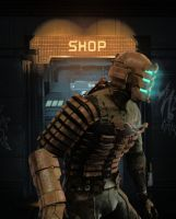 Dead Space Shop by V-D-K