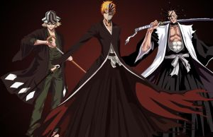 Bleach Characters by MrSandman12