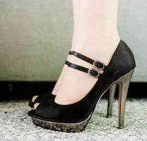 Favourite Shoes by LoverDgirlA1065
