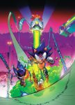 My Sonic CD contest entry by DJCOMIX