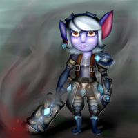 Championship Tristana by Buthuhnuh
