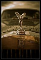 Rolls Royce 01 by miki3d